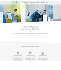 Screenshot cbs-bredenbek.de - Firmengruppe Keszler Top Brands