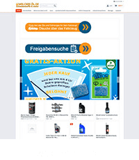 Screenshot welches-oel.de - Firmengruppe Keszler Top Brands